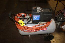 WESTWARD MODEL 3JR71-1 AIR COMPRESSOR, 20-GAL, 135 PSI