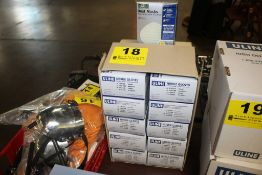 (10) BOXES OF ULINE NITRILE GLOVES AND DUST MASKS