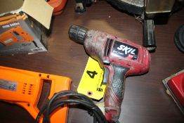 SKIL 5.0 AMP ELECTRIC DRILL