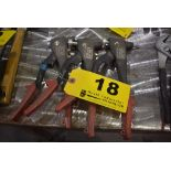 (3) THREAD SETTER POLY NUT SETTING TOOLS