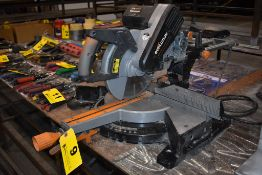 "EVOLUTION RAGE 3 DB 10"" SLIDING MITRE SAW"