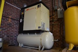 INGERSOLL RAND MODEL R11I-A115 TAS TOTAL AIR SYSTEM. INTEGRATED AIR COMPRESSOR, DRYER & FILTER S/N