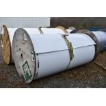 "(1) ROLL 104"" X 50' PARLAM PALSUN CS WHITE POLYCABONATE"