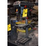 PORTER CABLE BENCH TOP DRILL PRESS S/N 037191