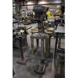 """PORTER CABLE 16"""" FLOOR STANDING DRILL PRESS, 10"""" TABLE"""