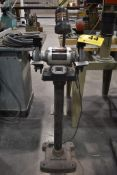 "CRAFTSMAN 6"" DOUBLE END PEDESTAL GRINDER"