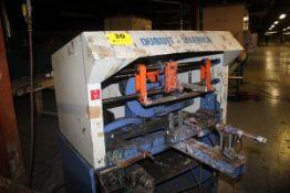 DUBUIT MODEL D150 SILK SCREEN PRINTER, SEMI-AUTOMATIC, S/N 22322-6