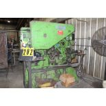 Mubea ironworker, model KBL 1 1/2, 88 T., sn 135727354 /21.