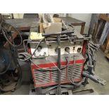 Nelson spot welder model TR850, sn HC672362, standard.