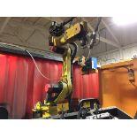 Wire welding Robot Genesis Versa RC3L, sn U1951012056, Fanuc Arc mate 100, Fanuc Sustem R-J2