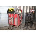 Linoln welder model CV-400, sn U1930910328.