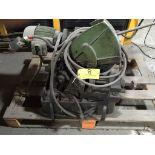 Cutoff saw, ID NA, 240-3 phase.