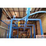 Conveyor System – Wash/Dry/Powder Line: Conveyor Model: Webb-Unibuilt Webballoy II 20200; 30 FPM