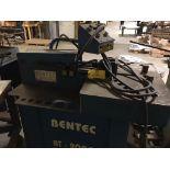 Bentec hydraulic bender, model BT2000, sn 1069, 240 V, 3 phase.