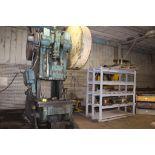 Niagara OBI press, model AA-6 1/2, sn 34892.