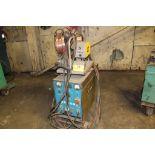 Hobart welder RC-256, sn 8RT5092, ESAB wire feed.