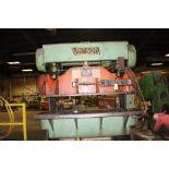 Verson straight side press brake, sn 2298420665, 65 T.
