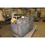 Miller welder MP45E, sn HJ216906, wire feed boom on cart.