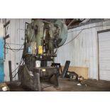 Rockford OBI press, model 7-S, sn 374712.