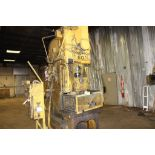 """US Industries Torc-Pac punch press, sn 57-8811, 60 T., 3"""" stroke."""