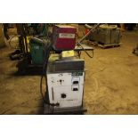Linde welder V1-253CV, sn B84E-43388, thermal arc 17A wire feed.
