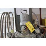 Graco Monark paint pump.