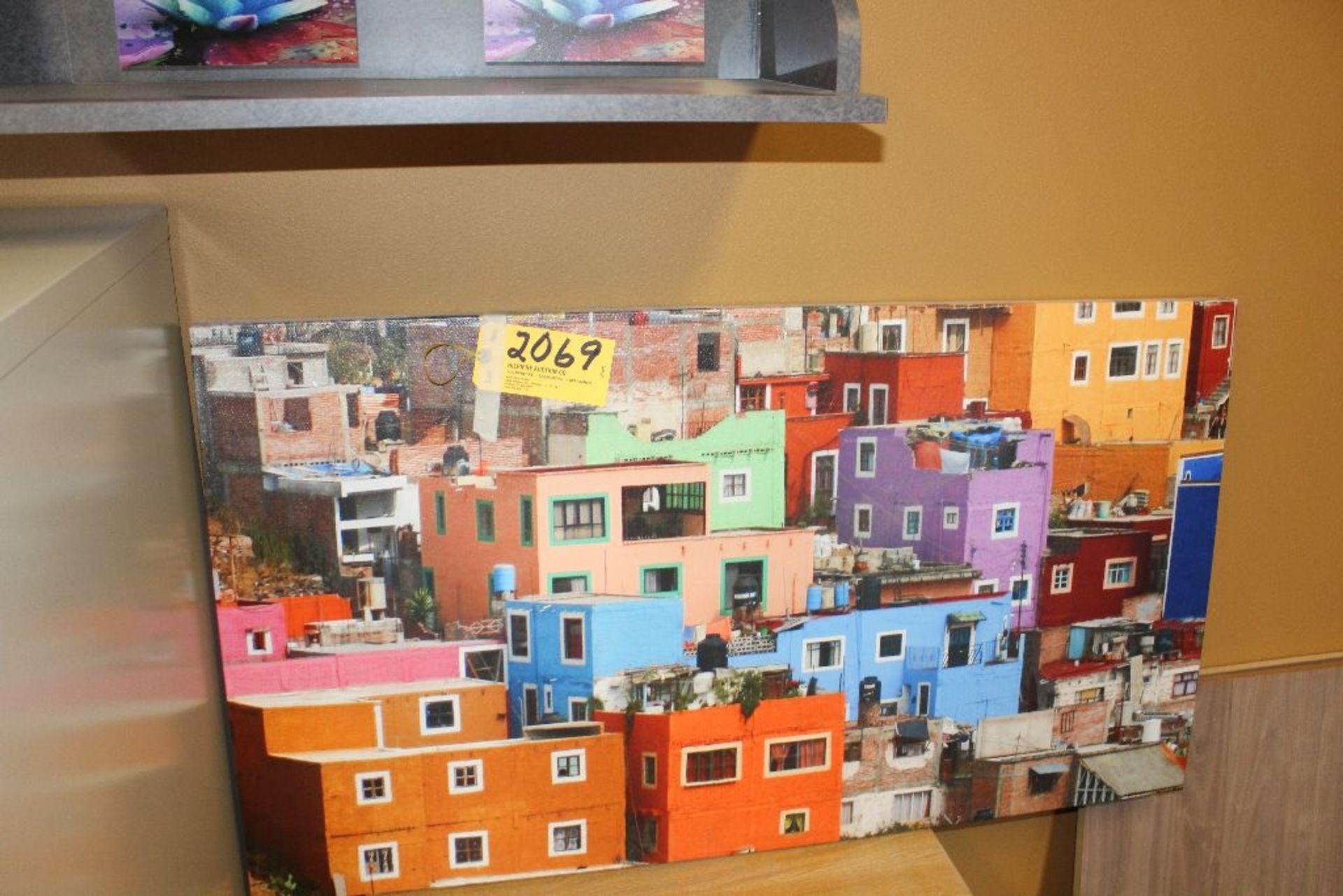 Lot 2069 - City Apartment scene.