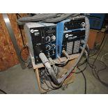 Miller XR-Edge, sn KK156766, extended reach wire feeder.