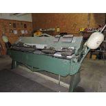 Chicago box and pan brake, model BPU812-6, sn 32611T.