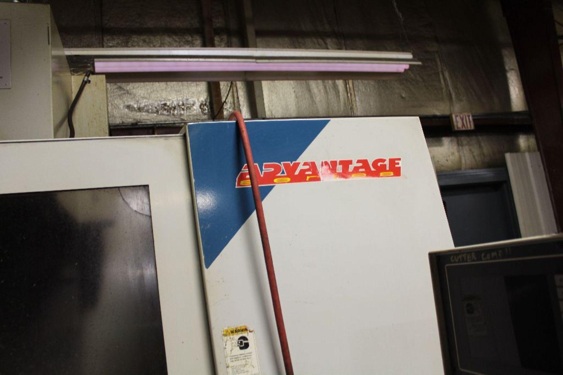 Lot 024 - 1998 Hurco Vertical Machining Center, Advantage Series, model BMC4020SSM, Q6249.