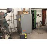 Cincinnati filter system, model 101, 3 phase.