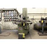 "Parker Majestic surface grinder, model 1209-8, sn 43106, 6"", w/magnetool, 6"" x 18 table."