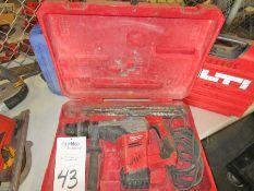 "Milwaukee Model Cat 5317-20 1-9/16"" Rotary Hammer Drill"