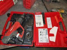 Hilti Model DX 5 Powder Actuated Nailer
