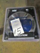 """Evolution 14"""" Saw Blade"""