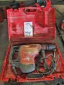 Hilti Model TE 70 High Impact Rotary Hammer Drill