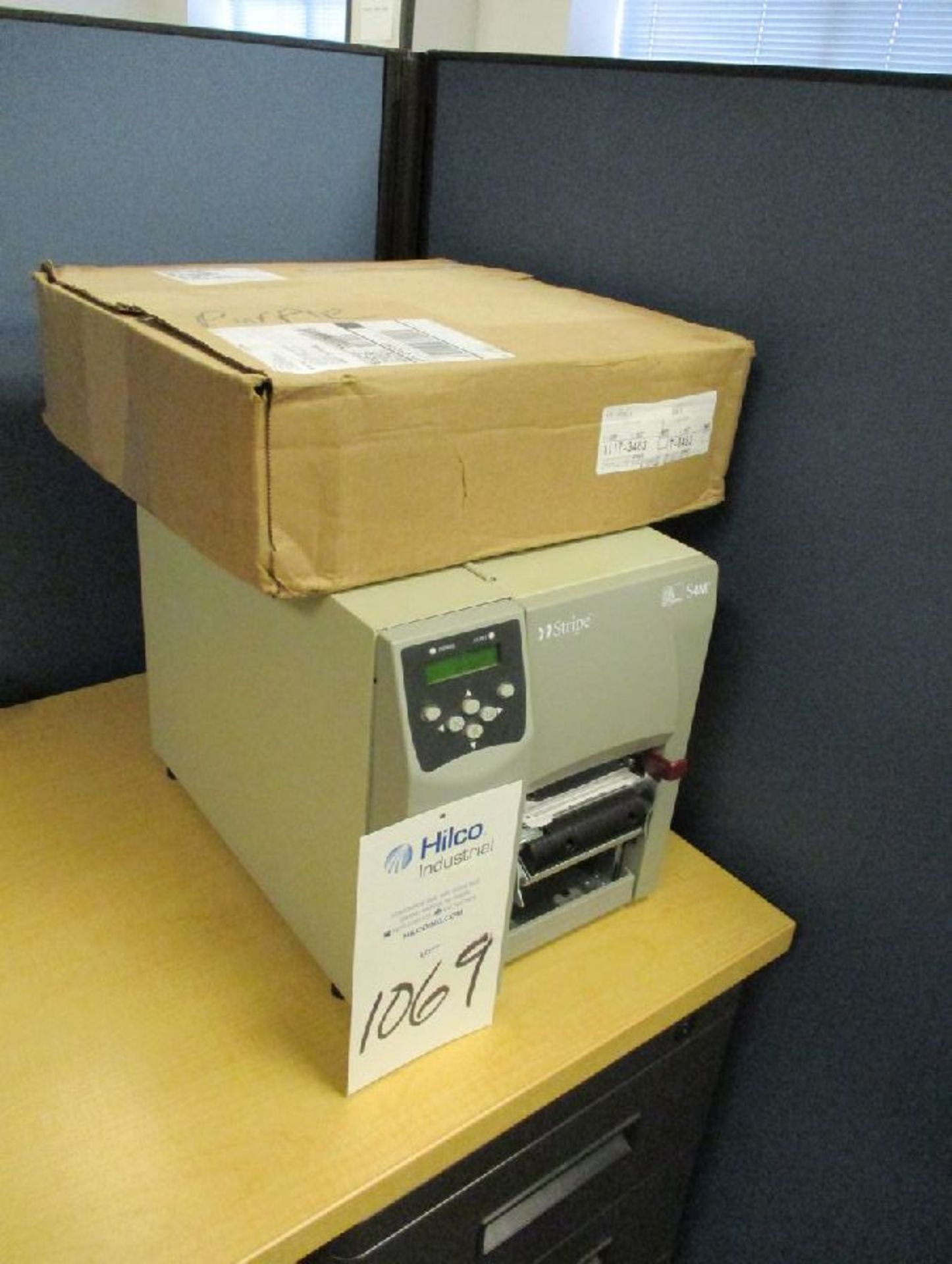 Lot 1069 - Zebra Label Printers