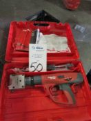 Hilti Model DX 462 Powder Actuated Stamping Machine