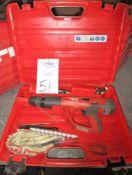 Hilti Model DX 460 Powder Actuated Nailer