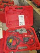 "Milwaukee Model Cat 5380-21 1/2"" Rotary Hammer Drill"