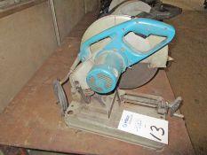 """Makita Model 2414NB 14"""" Chop Saw"""