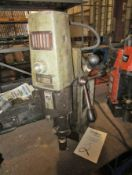 Jancy Model USA -3/4 1.7 HP Magnetic Base Drill