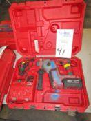 Milwaukee Model Cat 2612-20 18 Volt Rotary Hammer Drill