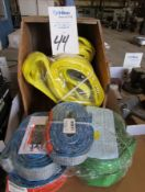 Lot of Assorted Web Slings