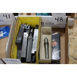 Assorted Lathe Tool Holders and Centers