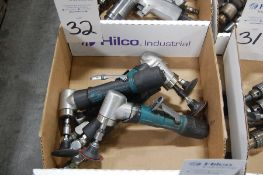 Right Angle Pneumatic Sanders
