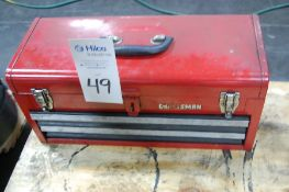 Craftsman 2-Drawer Tool Box