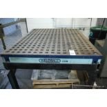 "Weldsale 60"" x 72"" Acorn Welding Table"