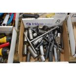 Assorted Sockets and Wrenches