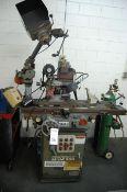 Cincinnati Milacron Tool & Cutter Grinder